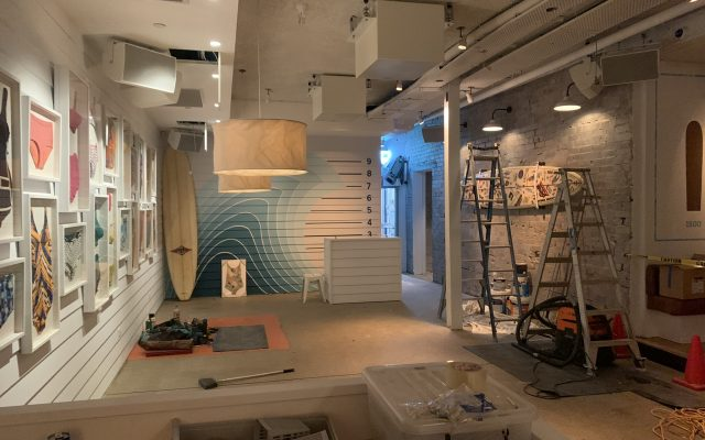 Saltys Bondi (Clipsal Cbus) Electrical Fit Out Services