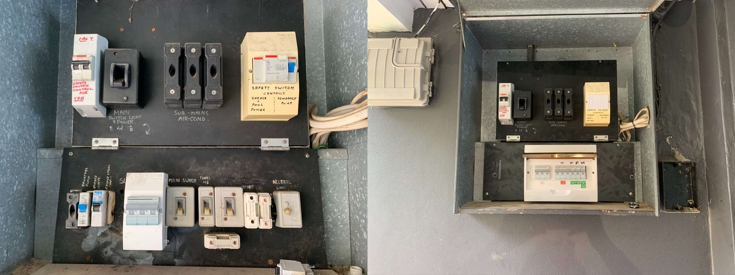 Kangaroo Point Switchboard Upgrade Services
